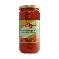 BIOG Tomates pellées