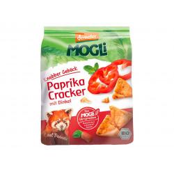 Bio Paprika Cracker MOGLI