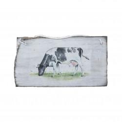Cintre décoratif vache