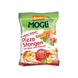 Bâtons de pizza biologique...