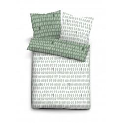 Biberna linge de lit 'vert'