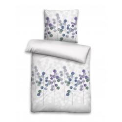 Biberna linge de lit 'violet'
