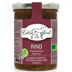 Edenfood Hundemenü Bio-Rind