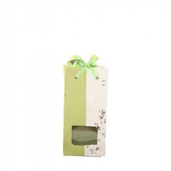 Marmeladentüte grün/beige