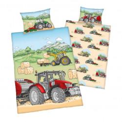 Bettwäsche Traktor